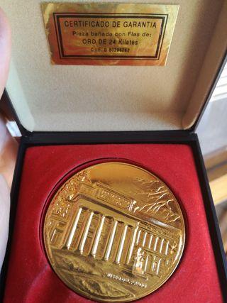 medalla coleccion