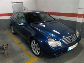 Mercedes-Benz sporcoupe 2004