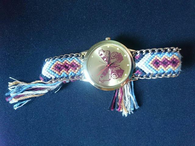 Pulsera reloj mujer