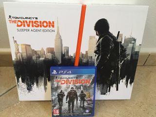 Edicion coleccionista The Division (PS4)