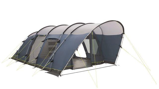 Tienda campaña familiar Outwell Denver 4 - camping de segunda mano ...