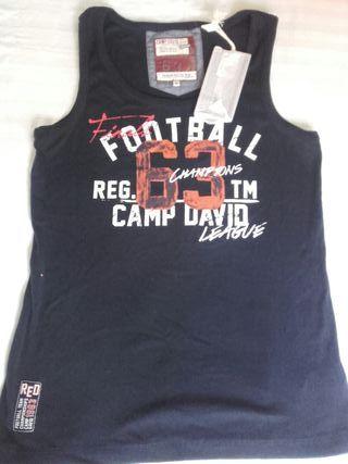 camiseta hombre Camp david t. M nueva