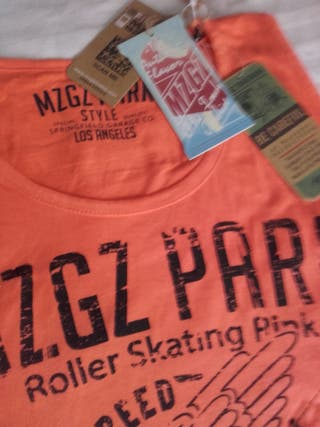 camiseta hombre MZGZ t M