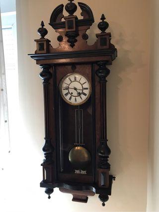 Reloj Isabelino CARL WERNER