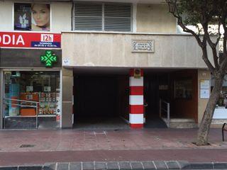 Plaza de garaje en Grao de Gandia