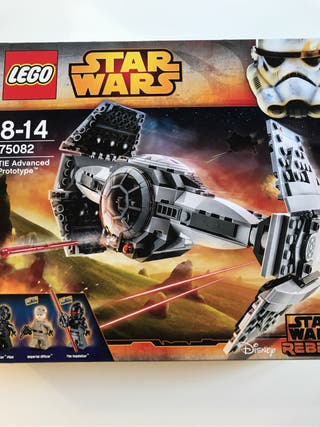 Lego Star Wars TIE Advanced Pr