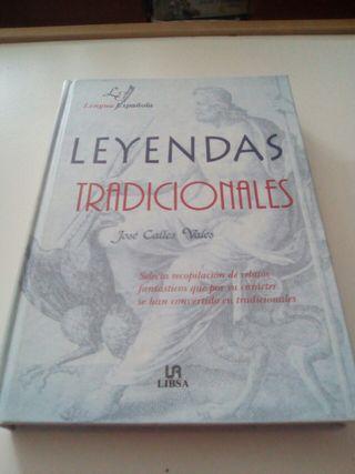 libro de leyendas