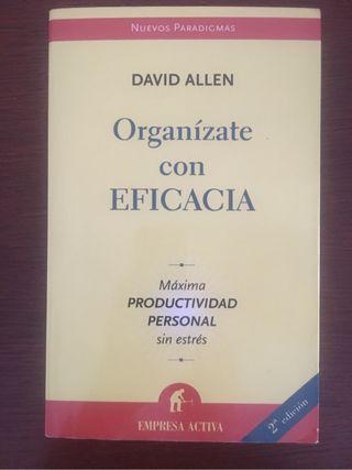 Libro GTD David Allen español