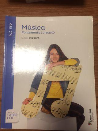Libro Musica 2°ESO