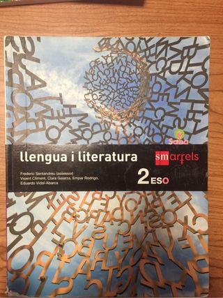 Libro Llengua i literatura 2°ESO