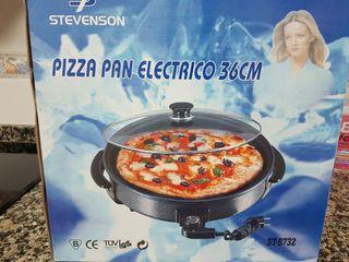 Pizza pan eléctrico 36 cm
