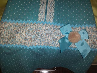 Vestido fabricado en España. Talla 8