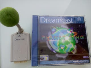 Planet Ring + Micro Dreamcast