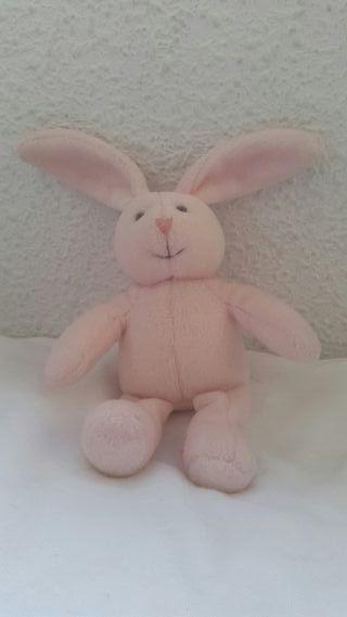 Peluche Conejo rosa