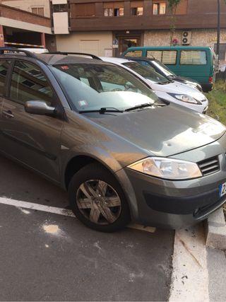 Vendo Renault Megane 1.9 diésel