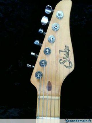 guitare Telecaster John suhr classic T (custom sho