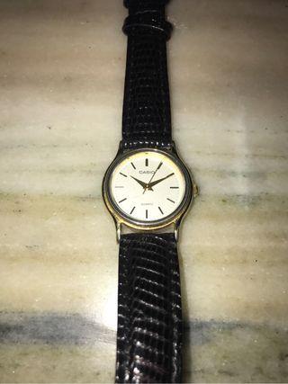 Reloj de señora Casio