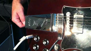 Guitare Gibson 2005 Signature SG Angus Young