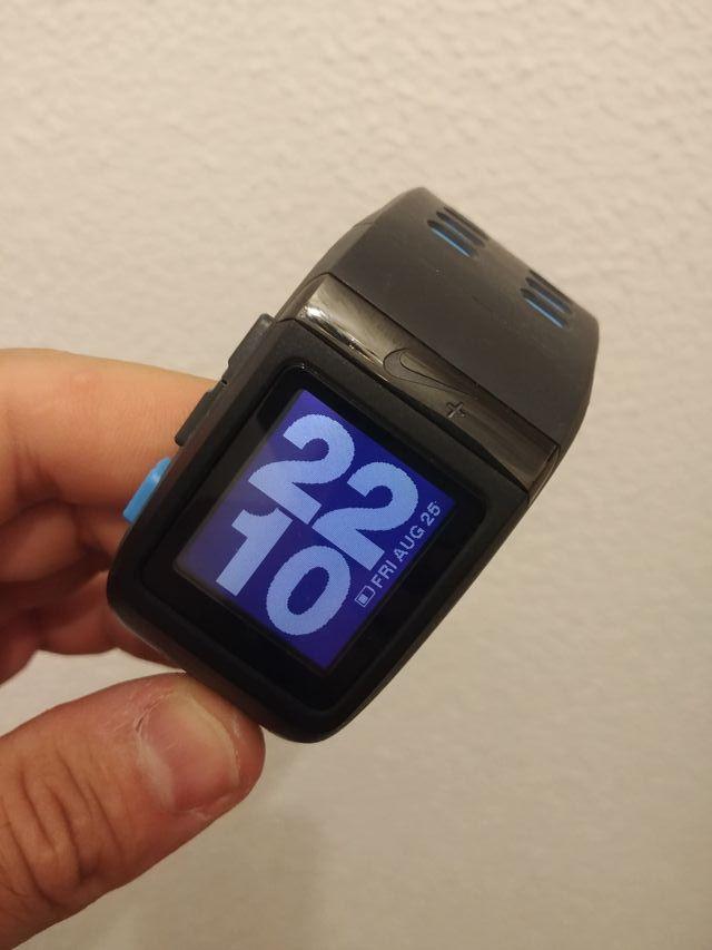 Reloj Nike TomTom