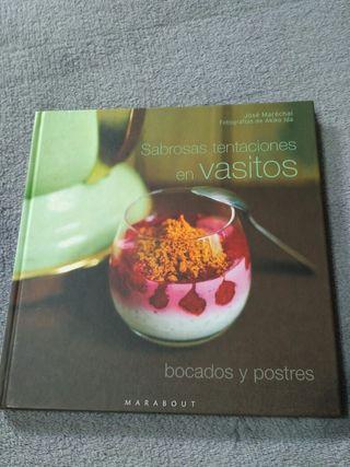Libro cocina. Recetas