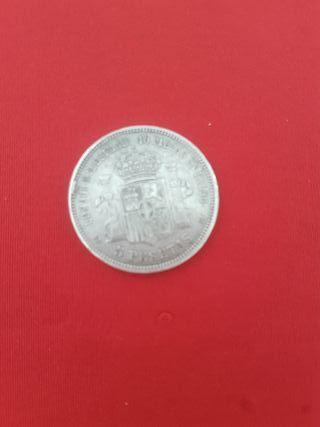 Moneda Amadeo I 1971