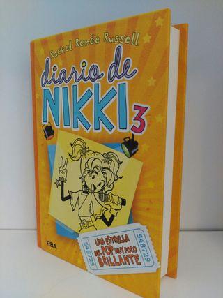 "Libro n° 3 de la saga ""Diario de Nikki""."