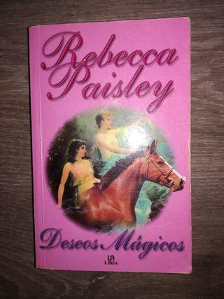 libro Rebeca Paisley