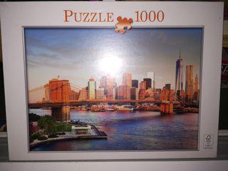 puzzle Nueva York