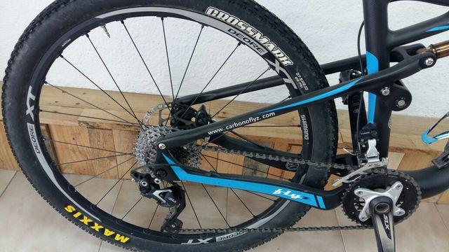 bici flyzbikes carbono