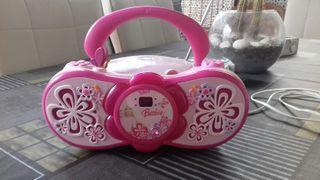 Radio Cd Barbie