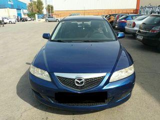 Mazda 6- 2.0-136 cv