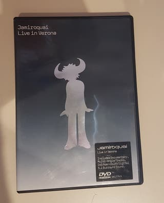 Jamiroquai - Live in Verona - DVD