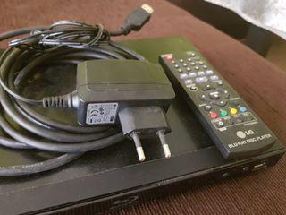 Reproductor Blu-ray LG