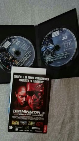 TERMINATOR 3 (2 CDs)