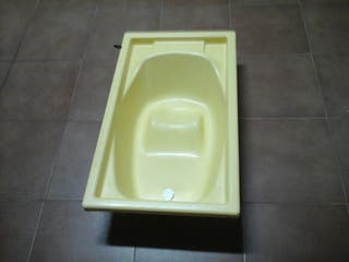 bañera de bebes