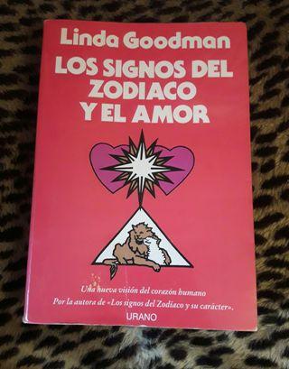 """libro """"los signos de el zodiaco y el amor"""""""