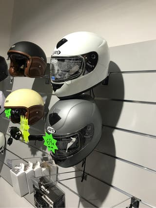 Casco integral JEB'S