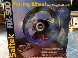 volante para playstation 2