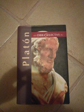 libro Platón