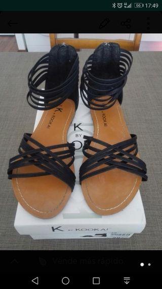 Zapatos niña t-35