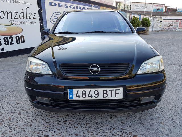 Opel Astra G 2002