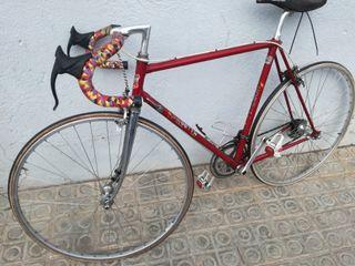 Bicicleta carretera vintage T-52