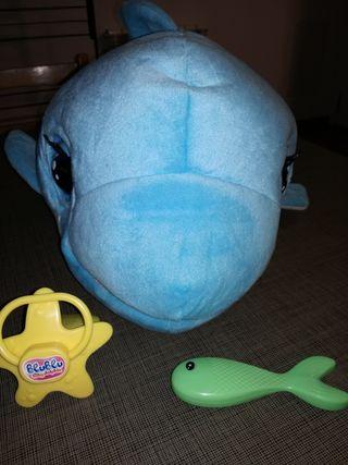 delfín blublu