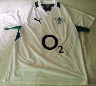 Camiseta rugby Irlanda. Puma oficial