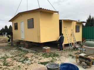Casa prefabricada nueva 3 dormitorios