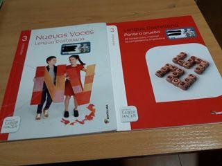 Libro de Lengua Castellana de tercero de primaria