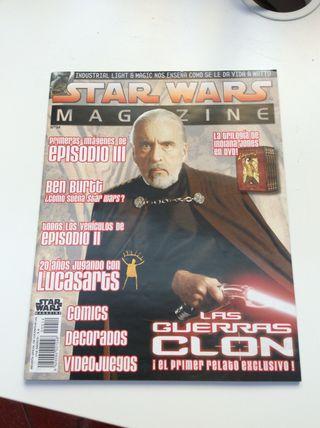 Revista magazine star wars 14