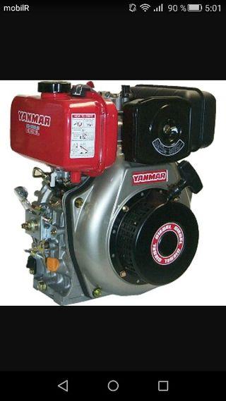 Motores Yanmar