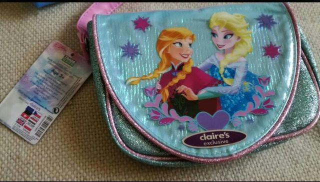 bolso Frozen Disney. Nuevo.