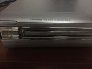 Philips grabador dvd 80 gigas